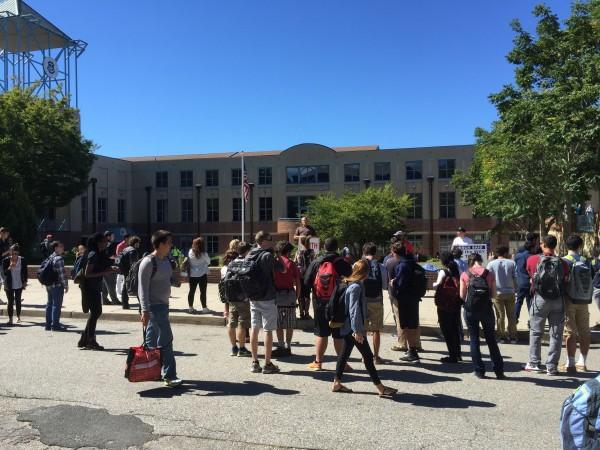 Fall 2015 Campus Preaching