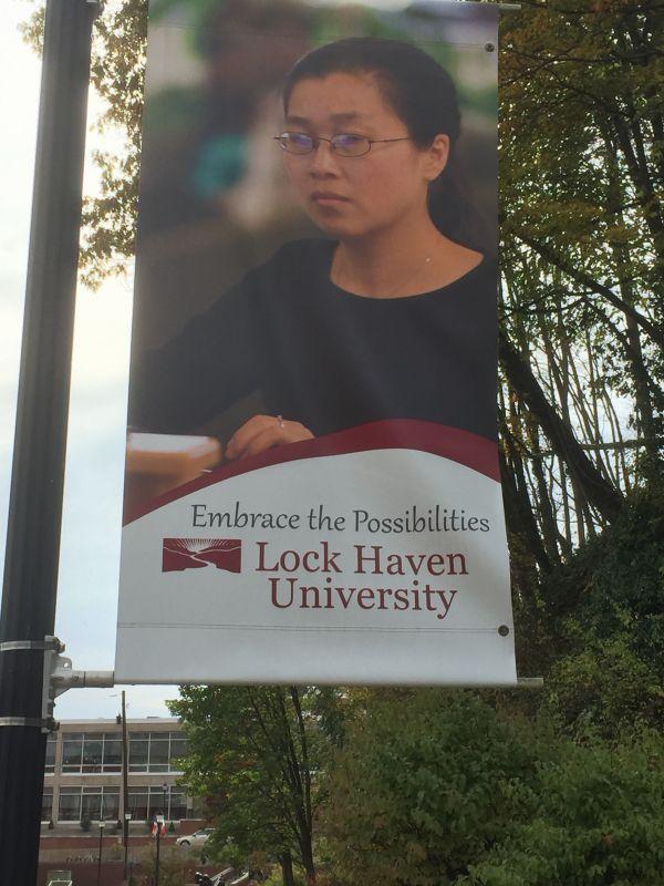 Lockhaven University Pa.
